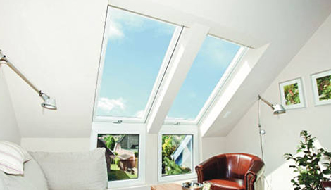 Tectum okna dachowe