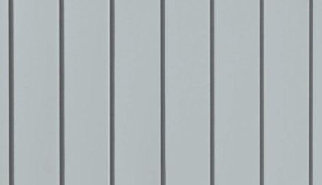 PREFA-Prefalz-Silbermetallic